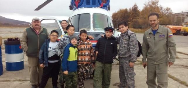 Экскурсия в Магаданский авиационно-технический центр «Дельта-Авиа»