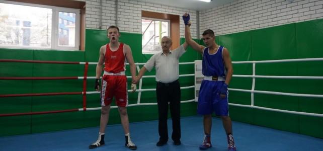 Участие курсантов в городском турнире по боксу, посвященный Всероссийскому дню боксёра