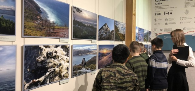 Курсанты центра «Подвиг» посетили 11 октября специальную экскурсионную программу в рамках акции «День в музее для российских кадетов»