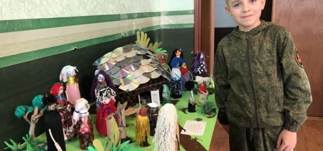 Курсанты посетили выставка Арт- объектов из вторично использованных материалов «GreenАрт», в рамках экологического фестиваля «ЭкоFest»