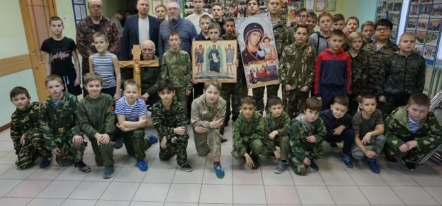 Центр «Подвиг» посетили представители Магаданской областной организации «Всероссийского общества инвалидов»