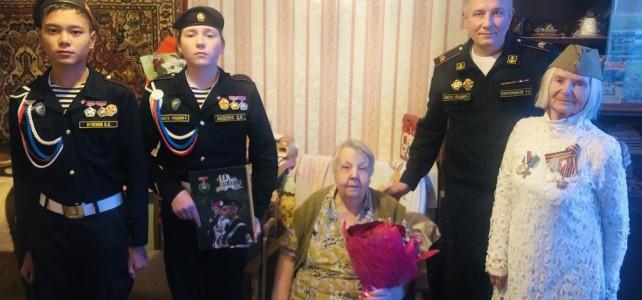 Медалью «75 лет Победы в Великой Отечественной войне» наградили Соловьёву Алевтину Сергеевну