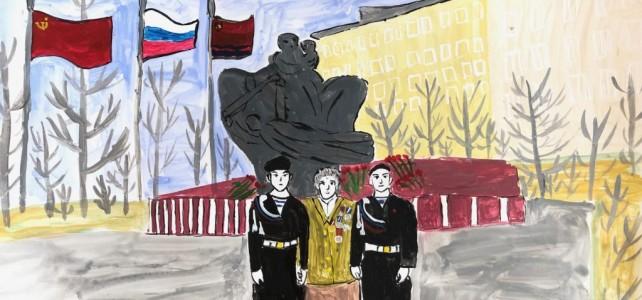 Курсанты Подвига примут участие в областном конкурсе детского  художественного творчества «Этот День Победы»