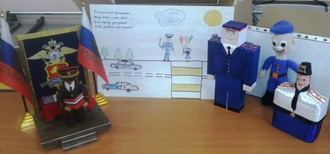 Курсанты Подвига примут участие в Конкурсе детского творчества «Полицейский Дядя Степа»