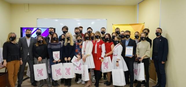 4 курсанта центра «Подвиг»  приняли участие в акции «Новый год в каждый дом»