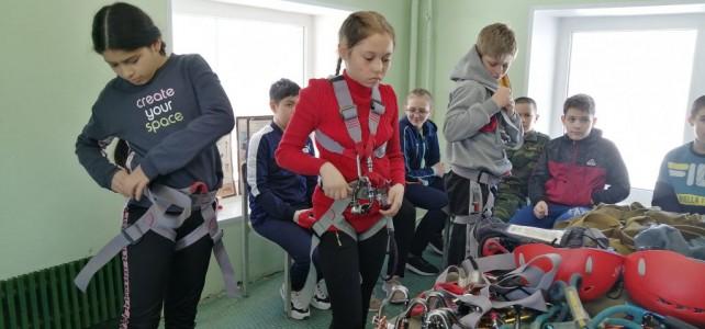 В центре «Подвиг» прошли I открытые личные соревнования «Школа безопасности»